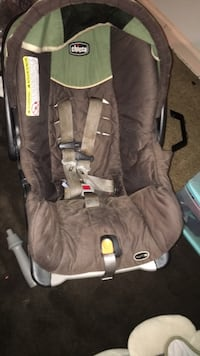 chico carseat 24 km