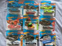 Pack lote 9 vehículos coches Hot Wheels nuevos Seville, 41009