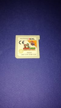 Mario Luigi paper jam bords pour 3DS