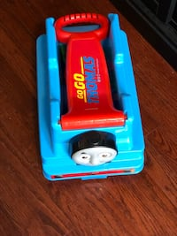 blue and red Little Tikes plastic slide Mississauga, L5M 8B5