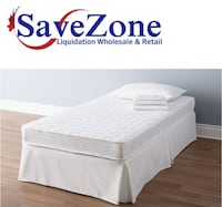 NEW- Mainstays 6-inch Innerspring Double mattress  Mississauga