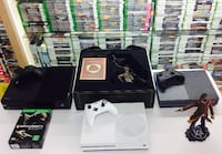 XBOX ONE, ONE S, & OTHER XBOX ACCESSORIES – STARTING @ $199!