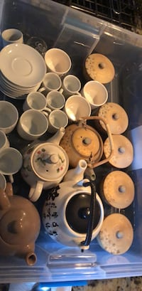 Free assortment of tea and espresso wares  Alexandria, 22306