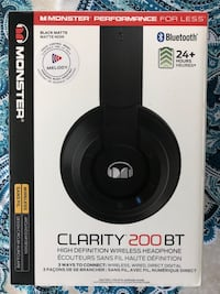 Monster clarity 200BT Vancouver, V6B 1X2