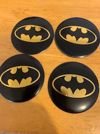 Awesome center hub covers