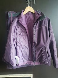 Merrel 3-in-1 jacket XS