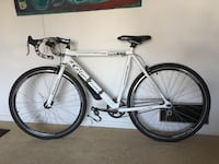 Giordano Single Speed Road Bike. Used Bike. Still rides good! Needs few modifications (see pics). San Diego, 92126