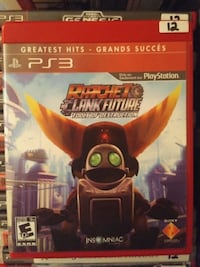 Ratchet & Clank Tools of Destruction PS3 game