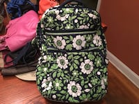 "Vera Bradley ""Luck You"" Campus Backpack Cheverly, 20785"