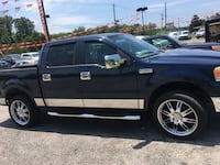 "2006 Ford F-150 Crew Cab 4X4 With 22"" Wheels Knoxville, 37912"