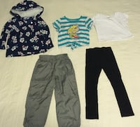 5T Child's Clothing Lot Vancouver, V6G 2C9