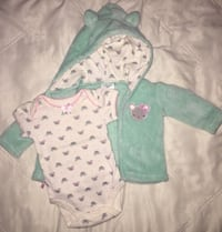 Small Wonders Bear Onesie and matching Jacket Rockville, 20853
