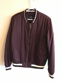 Maroon bomber Vancouver