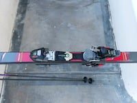 Vintage Head racing skis 205's Santa Ana, 92705