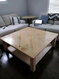Custom handcrafted made to order coffee tables Easton, 06612