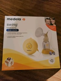 Brand new medela swing breast pump