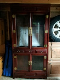 China cabinet  Annandale, 22003