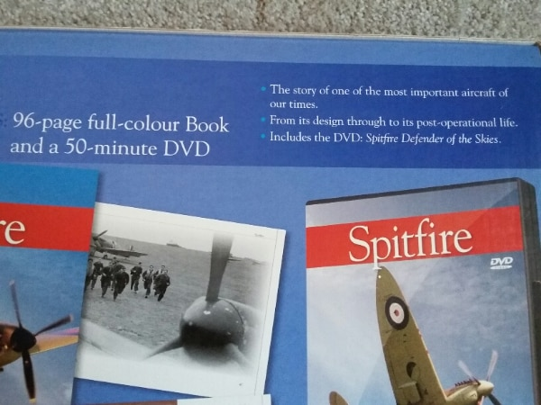 Spitfire: the Life of the Legend 35ae135c-9917-4653-869c-241ab38f8c17