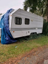 16 foot rv (used as living) 5000 obo