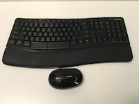 Microsoft Sculpt Comfort Keyboard and Mouse - USB Wireless Toronto, M5V 3W5