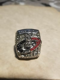 Wallin Hurricanes Replica Stanley Cup Ring