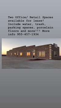 COMMERCIAL For rent 1BA Edinburg