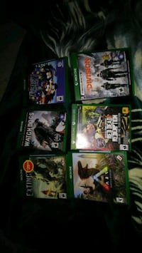 Games for sale/trade Kitchener, N2M 2E9