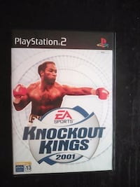 PS2 Knockout Kings 2001 Barcelona, 08003