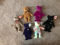 Rare Beanie Babies sold as one group Shelby Township, 48316