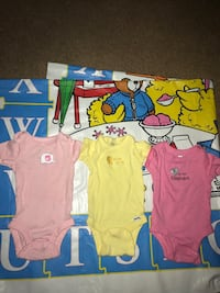 0-3 Months Baby Girl Onesies Fort Washington, 20744