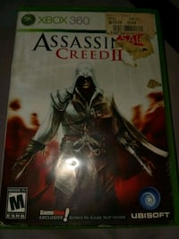 Assassin's Creed 2 Xbox 360 game Medford, 97504