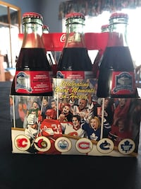 Coca cola bottles commemorating last leafs game at the Gardens Aurora, L4G 5M4