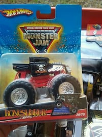 black and red RC toy car in box Fayetteville, 37334
