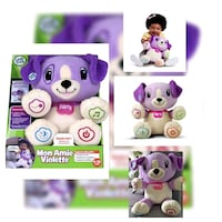 Leapfrog, My Pal Violet Learning Toy Montréal, H3S 1W5