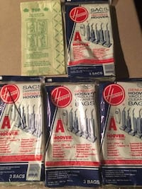 Hoover vacuum bags Type A Chester
