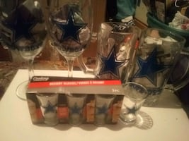 Custom NFL Glasses