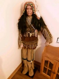 Native American Indian  Akron, 44312