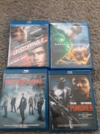 Blue ray movies  Justice
