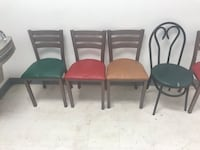 Subway Chairs and tables Pittsburgh, 15219