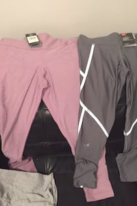 Brand new women's Under armor working out pants Malden, 02148