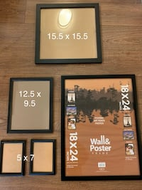 Assorted Frames (New)