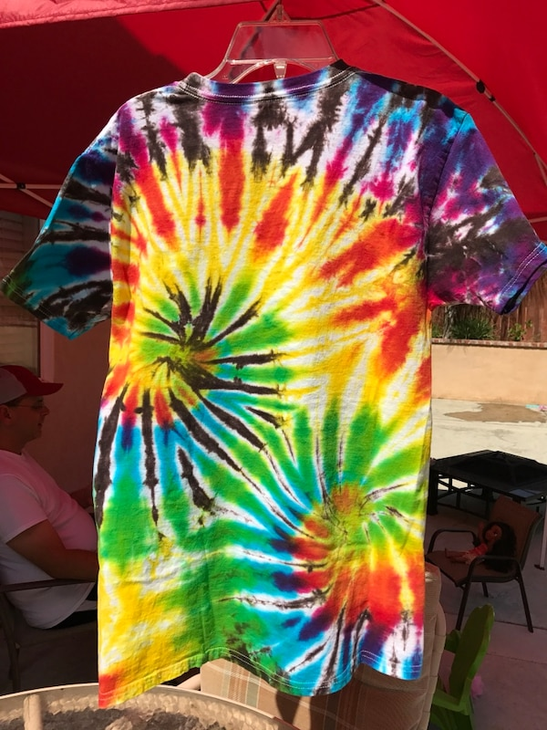 f56a3d1a Used Rainbow Double Spiral Tie Dye for sale in Temecula - letgo