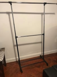 black metal clothes drying rack New York, 11204
