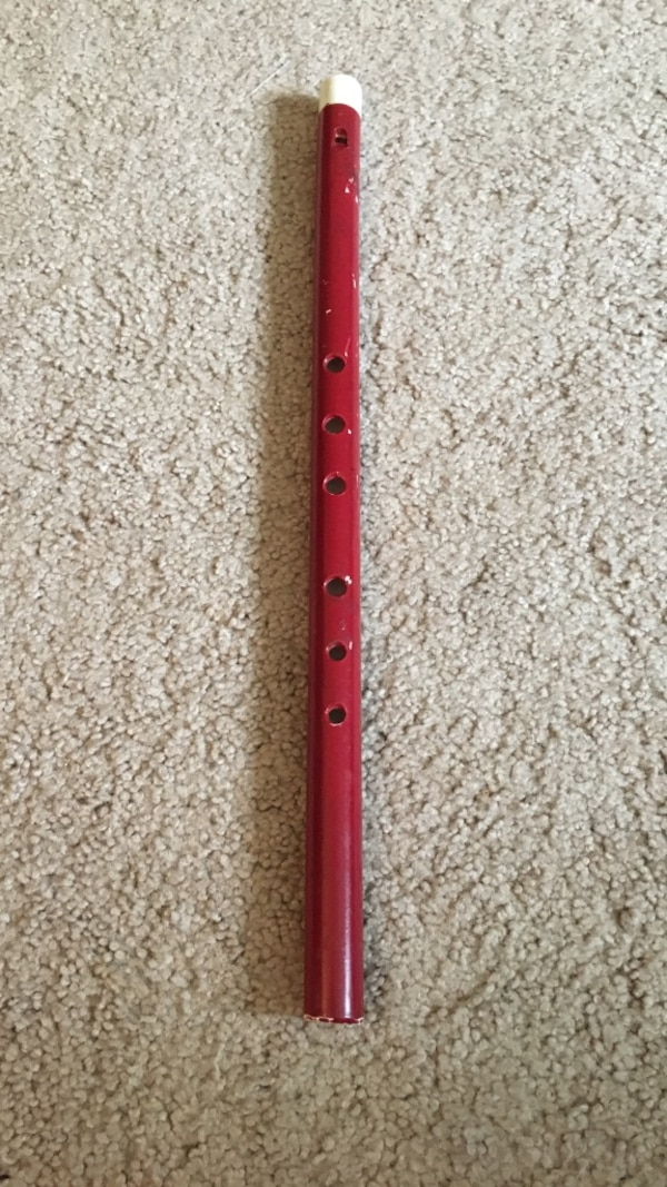 Chinese Wooden Flute