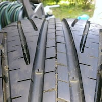 tires Michelin. 265. 65 r16 Michelin hydroedge Kitchener