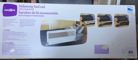 Hideaway Bed Rail extra long