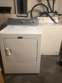 white front-load clothes dryer Orlando, 32829