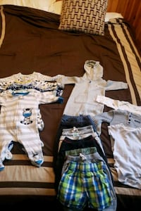 Boys 3-6 month clothes Polk City, 50226