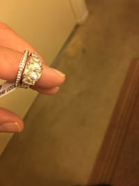 Brand New! Rose Gold Ring size 7 Anaheim, 92806