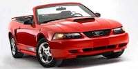 Ford Mustang 2003 Modesto